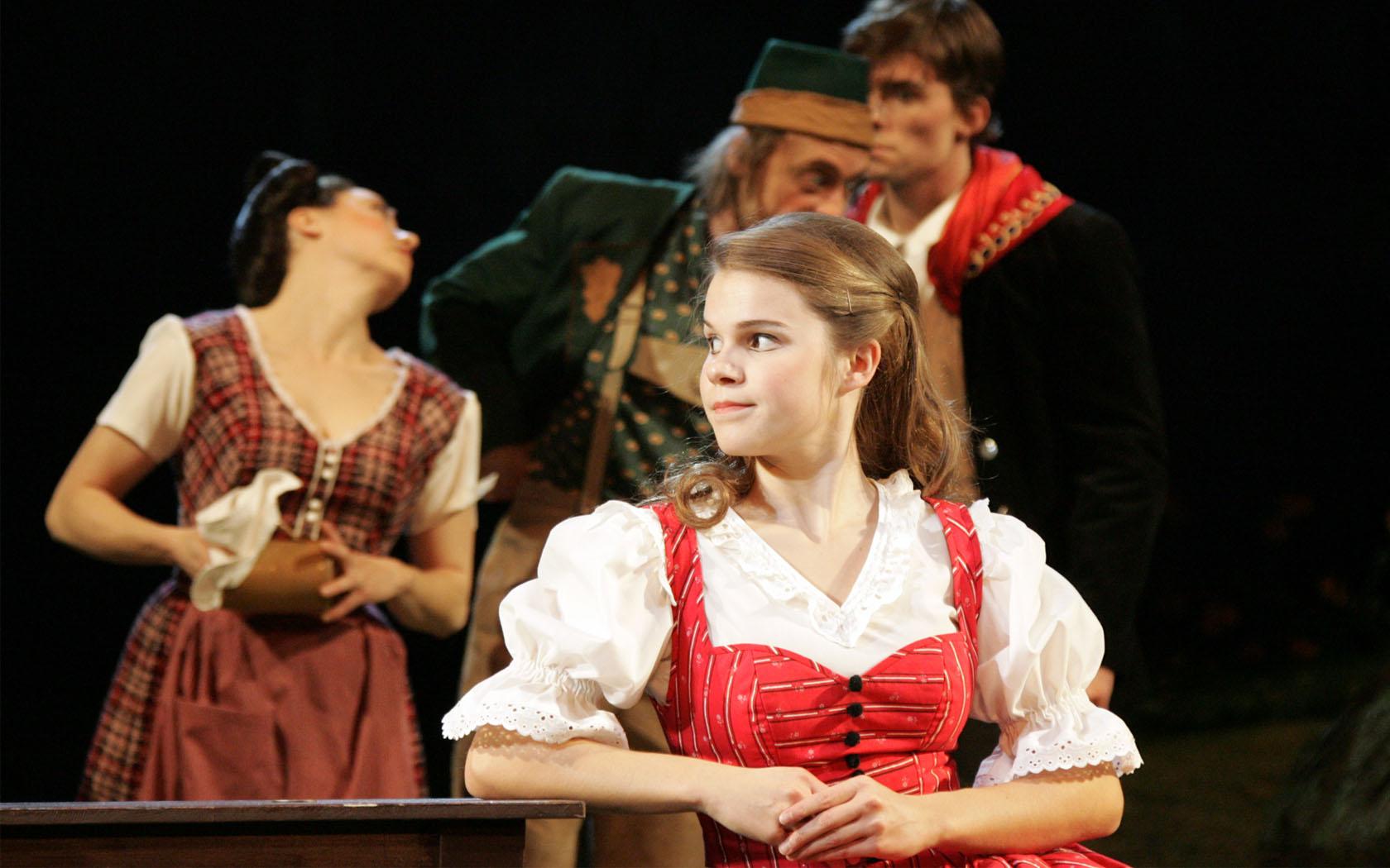 Franziska Krol als Lisbeth - Das kalte Herz